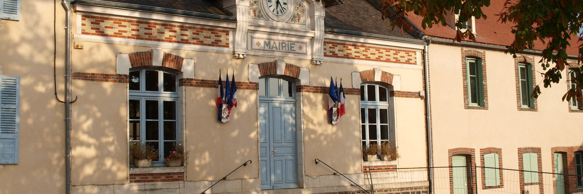 Mairie Commune Diges Puisaye Yonne